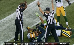Ending of Packers-Seahawks game should be tipping point for referee lockout