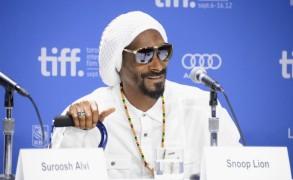 Snoop Lion AKA Snoop Dogg endorses Barack Obama
