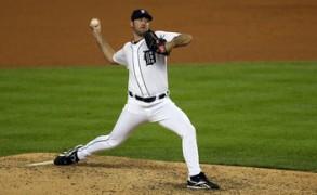 Tigers on brink of World Series