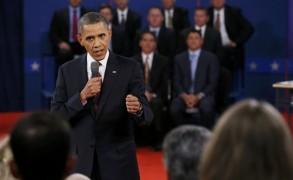 Second Obama-Romney Debate Won By President