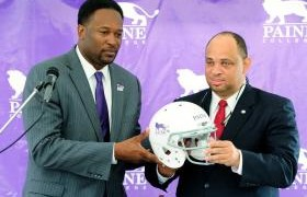 COMING SOON: PAINE COLLEGE NCAA DIVISION II FOOTBALL PROGRAM 1st Game. Oct. 12th. 2013