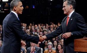 Obama fights back after debate setback