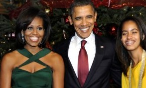 The White House Holiday Card
