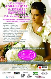 The 5th Annual CSRA Bridal & Formal Expo