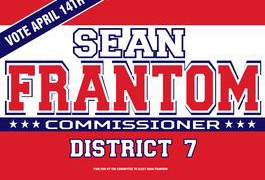 New Young Leadership: Meet Sean Frantom for District 7