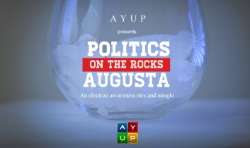 Coming Soon May 2016: Politics On The Rocks – Augusta